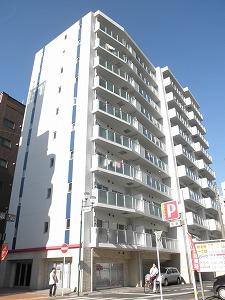クリオ横浜桜木町ラ・モード外観写真