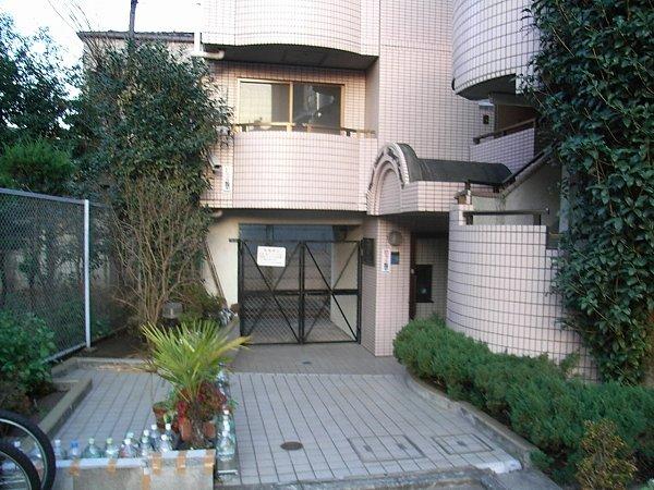 ペガサスマンション渋谷本町第2外観写真