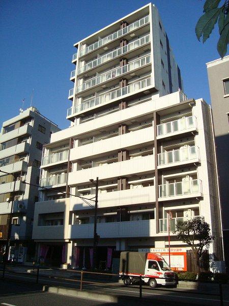 ラ・コスタ新宿余丁町外観写真