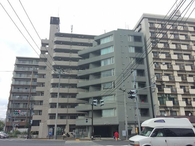 グリフィン横浜ウエスタ外観写真