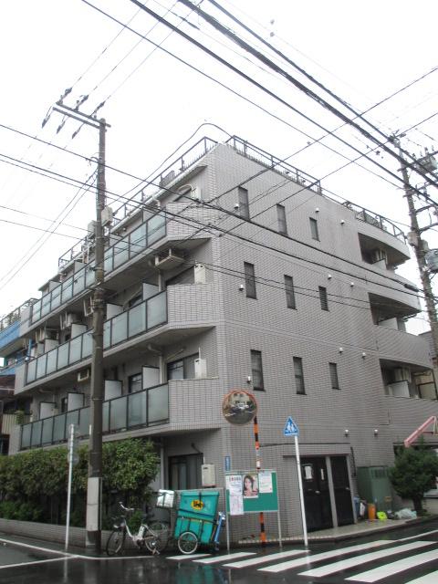 ステージ西蒲田外観写真