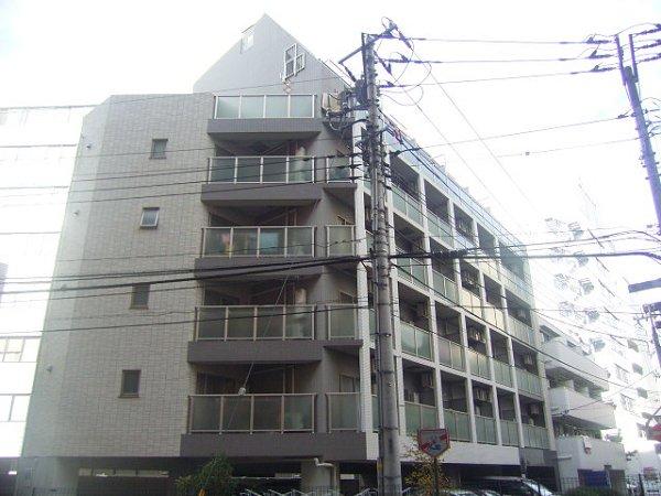 アヴァンツァーレ横濱外観写真