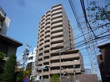クリオ志木駅前外観写真