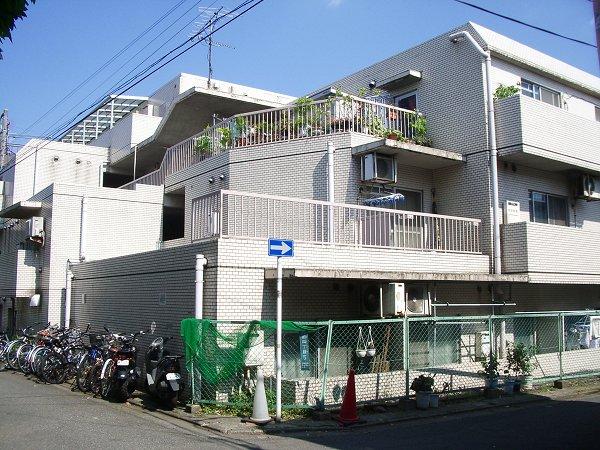 パレ・ドール世田谷代田外観写真