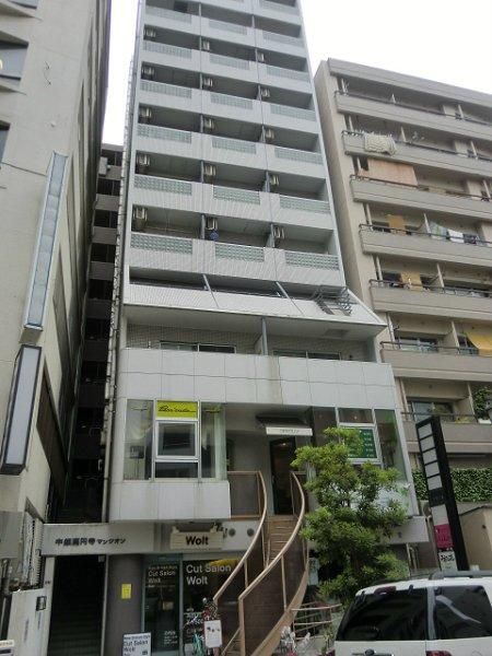 中銀高円寺マンション外観写真