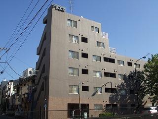 シンシア代田橋外観写真