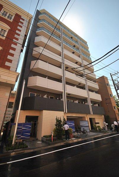 ハーモニーレジデンス東京イースト外観写真