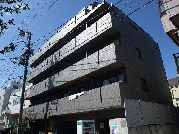 ルーブル学芸大学弐番館外観写真