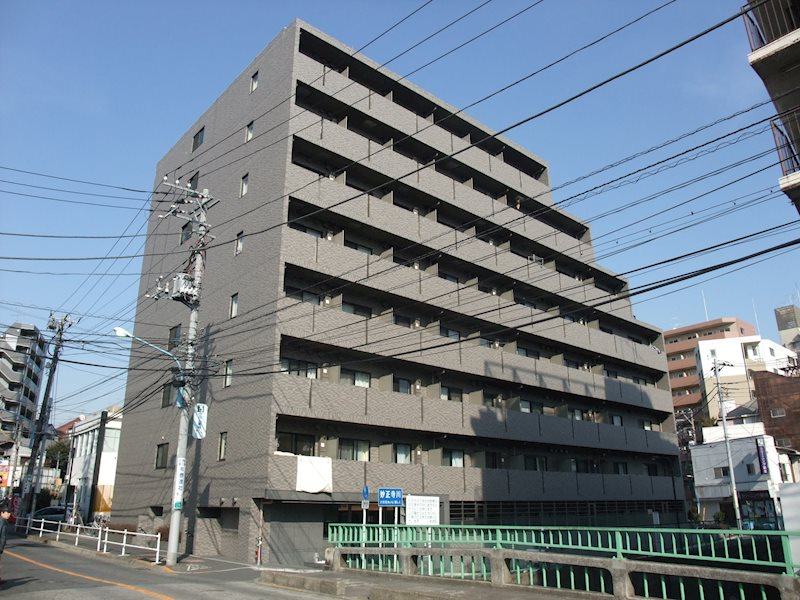 ルーブル高田馬場弐番館外観写真