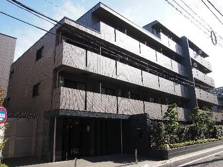 ルーブル早稲田六番館外観写真