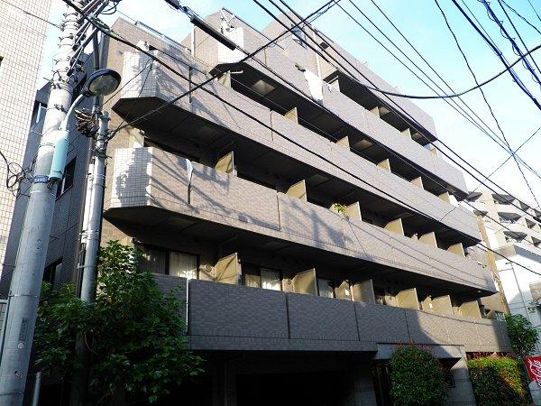 ルーブル小石川弐番館外観写真