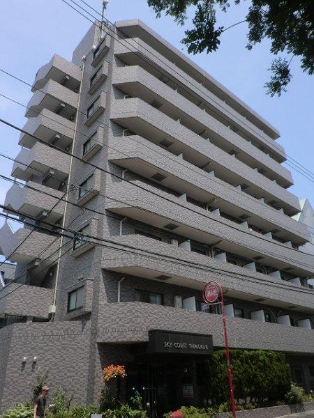 スカイコート新宿第8外観写真