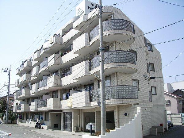 平塚ダイカンプラザII号館外観写真