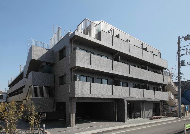 ルーブル東蒲田六番館外観写真
