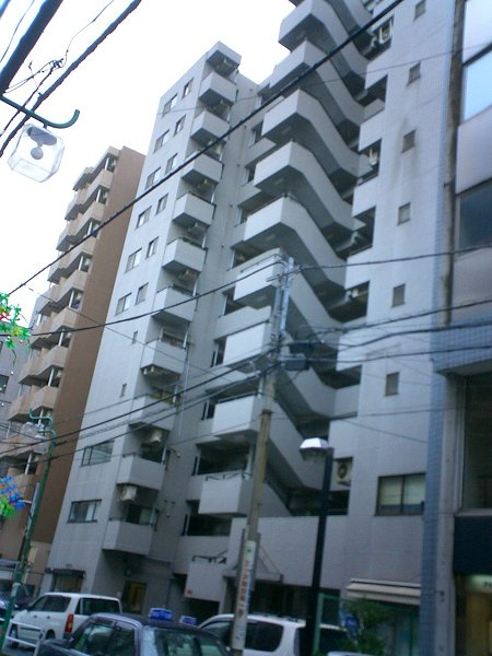 モンテベルデ第3横浜外観写真