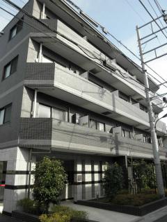 ヴィータローザ江古田外観写真