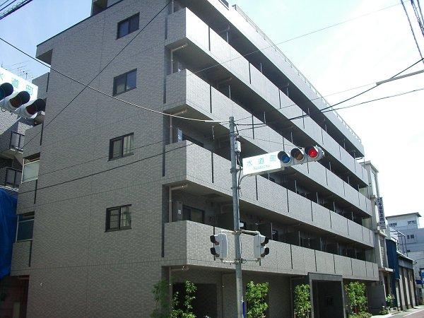 ルーブル新宿水道町外観写真