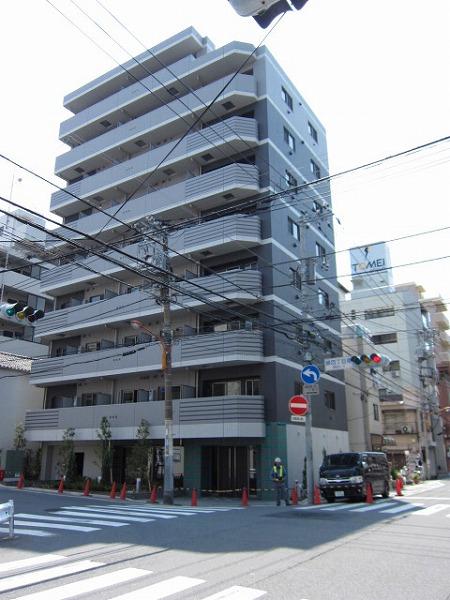 TRADIS RISE 錦糸町(トラディス ライズ 錦糸町)外観写真