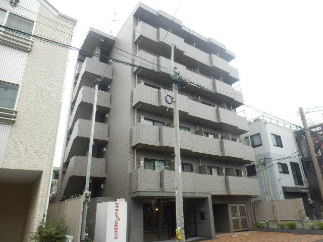 ルーブル多摩川九番館外観写真