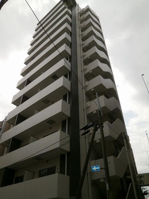 パティーナ新板橋外観写真