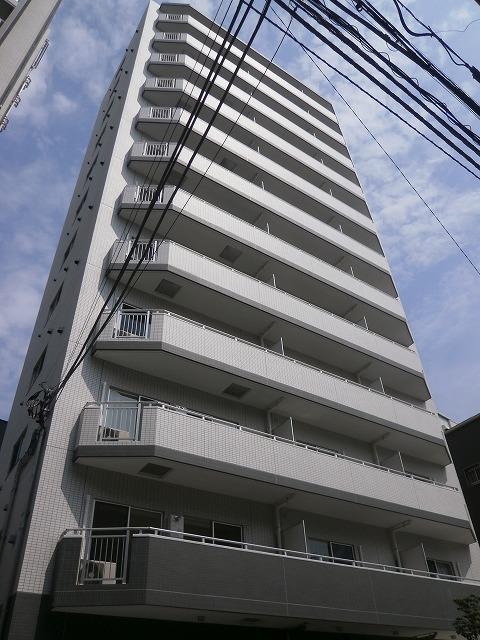 LIV CITY 上野入谷GROWS外観写真
