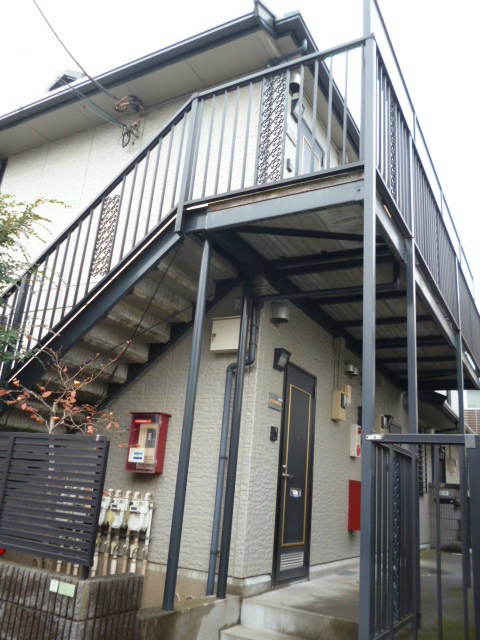 ベルグレース桜新町外観写真