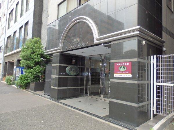 グリフィン横浜・ベイブリーズ外観写真