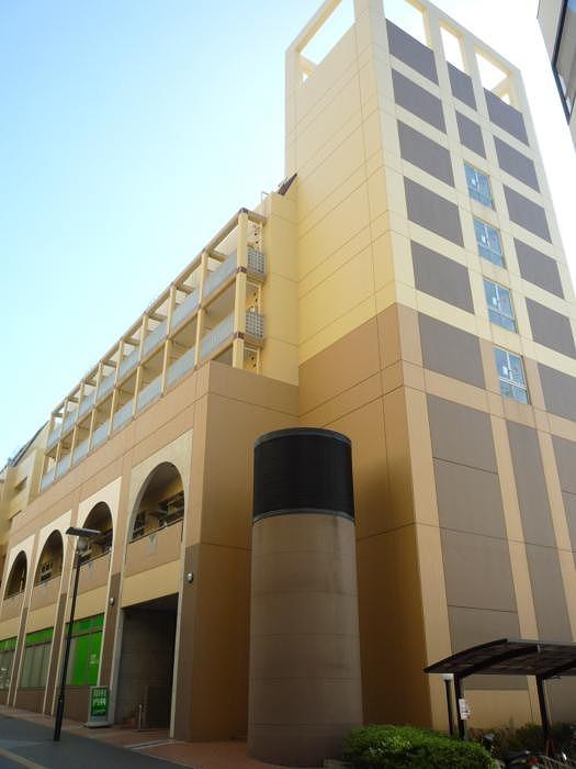 ホーメストプラザ十日市場西館外観写真