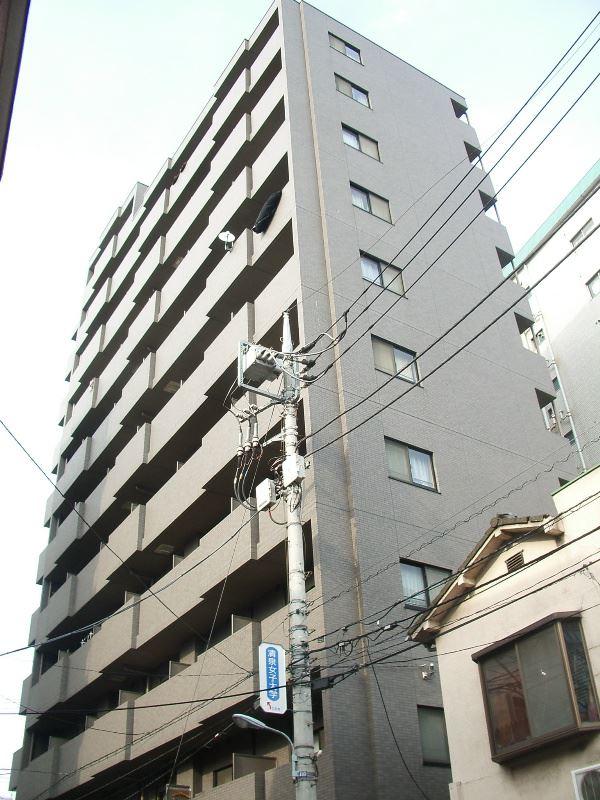 ルーブル五反田弐番館外観写真
