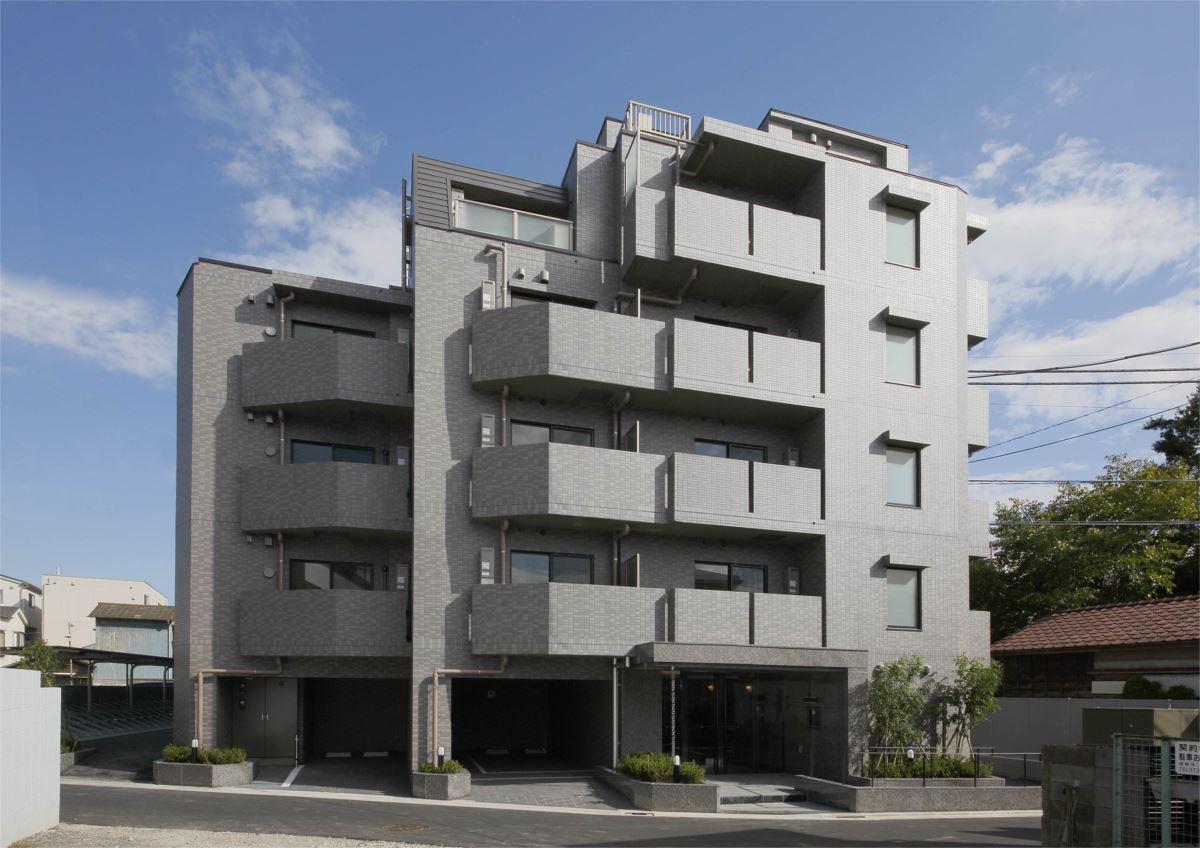 ルーブル東蒲田七番館外観写真