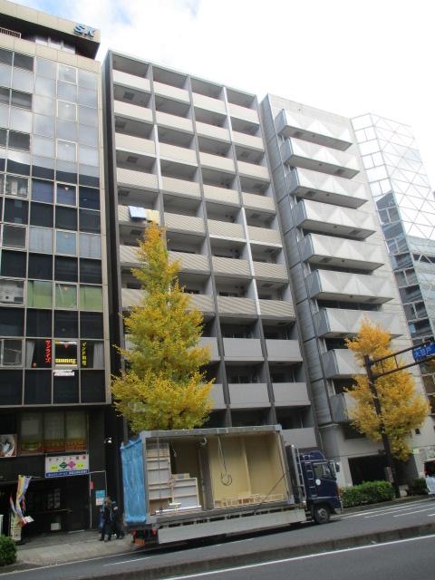 グロースメゾン新横浜外観写真