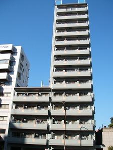 菱和パレス高輪TOWER外観写真