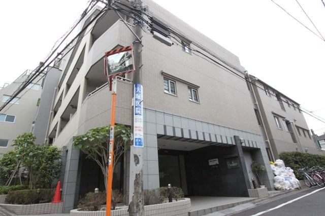 ラグジュアリーアパートメント西新宿外観写真