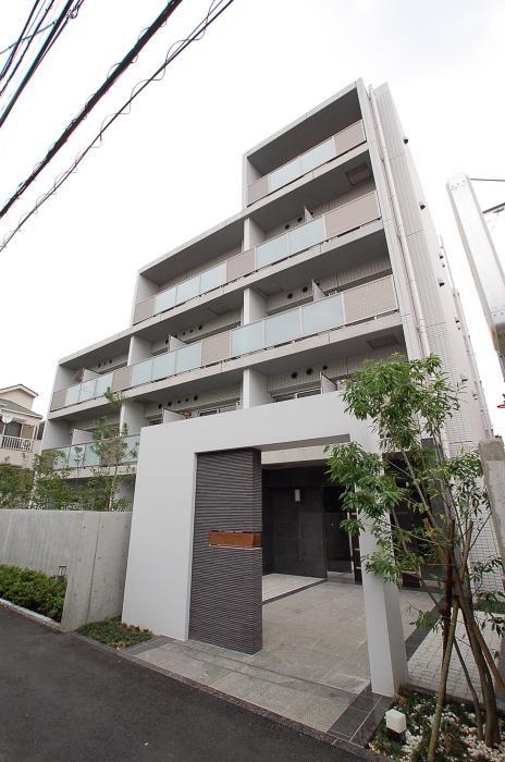 グランドコンシェルジュ新宿北外観写真