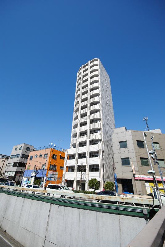 プレミアムキューブ・ジー・駒沢大学外観写真