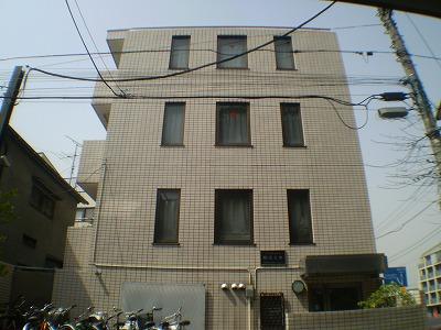 パーソネージュ駒沢大学外観写真