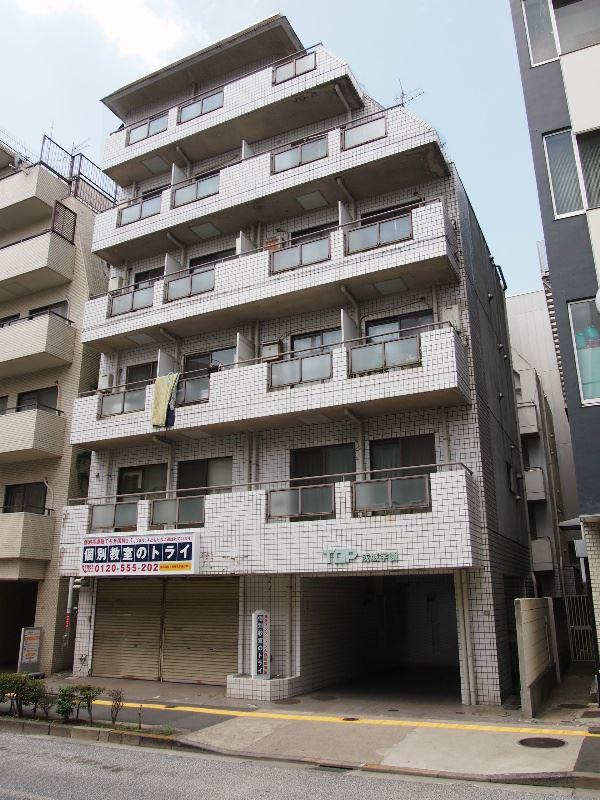 TOP成城学園外観写真