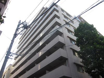 フェリズ横浜関内ヌーベルコート外観写真