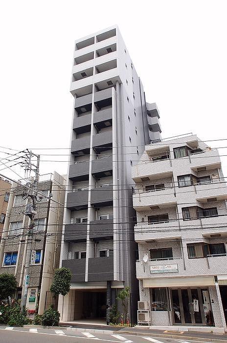 ステージファースト新宿原町外観写真