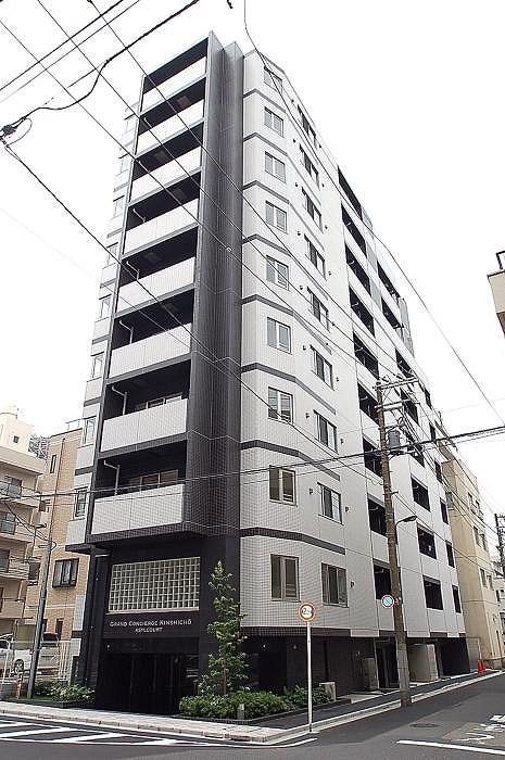 グランドコンシェルジュ錦糸町アジールコート外観写真