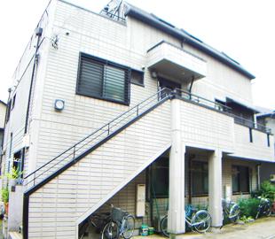 グランシャリオ新宿外観写真