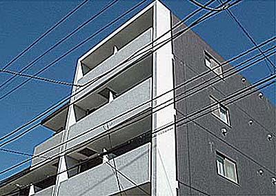 ラグジュアリーアパートメント品川シーサイド外観写真