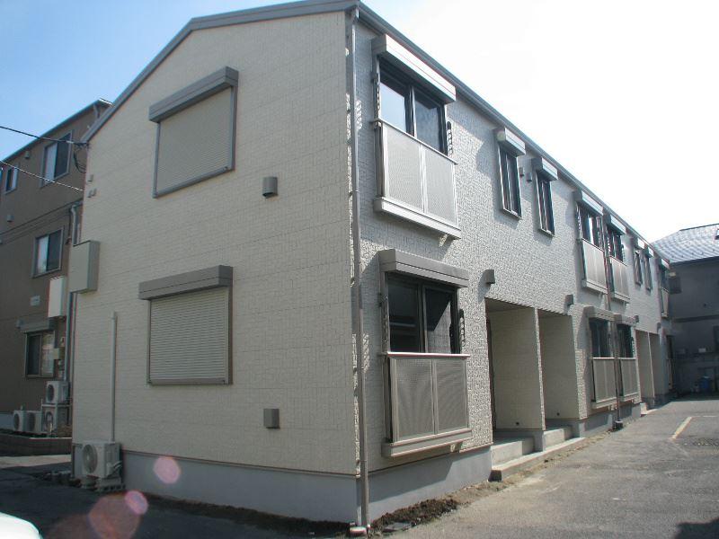 リバーパーク隅田III外観写真