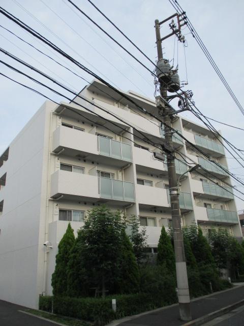 メインステージ多摩川III外観写真