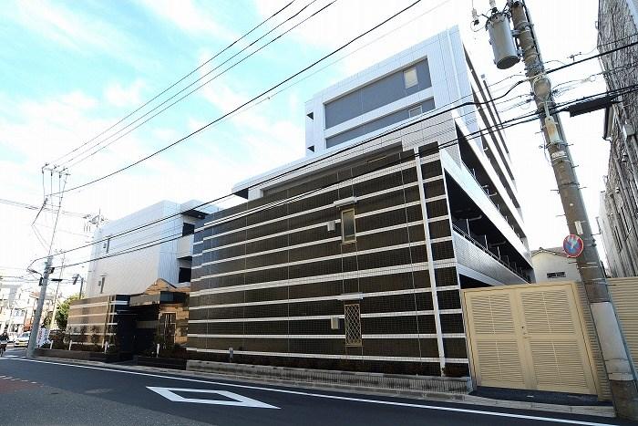 ステージグランデ練馬氷川台外観写真