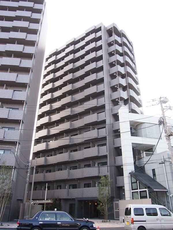 ルーブル川崎弐番館外観写真
