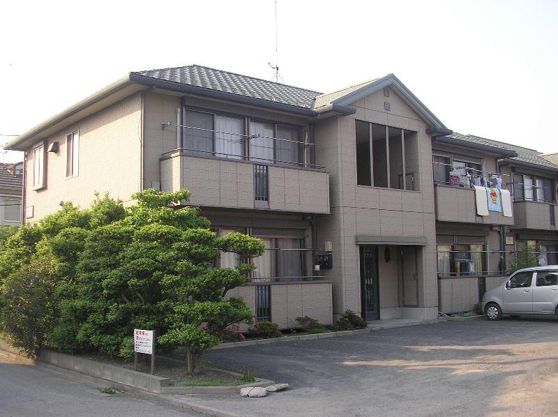 メープル関山VI外観写真