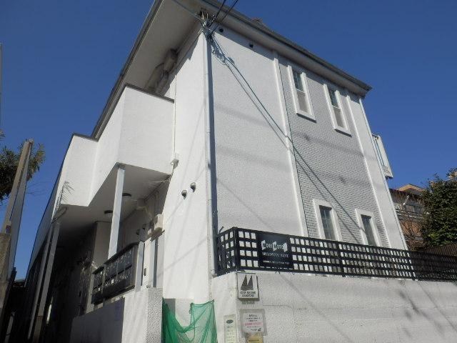 コーポマリーナ上野毛外観写真