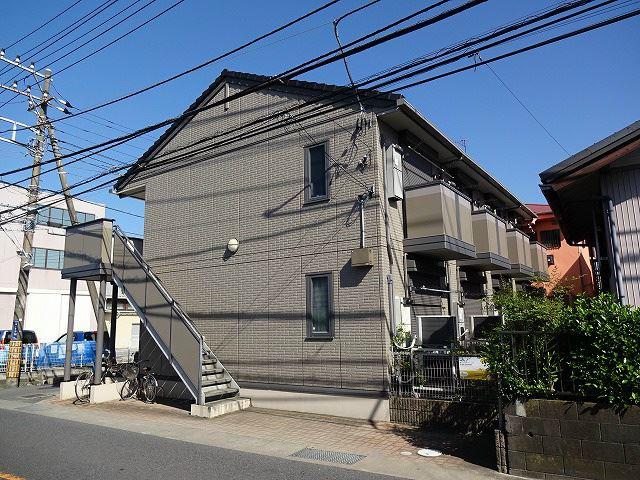 シオン北鎌倉外観写真
