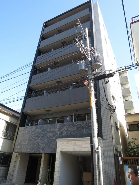 プレディアンスフォート錦糸町HY's外観写真